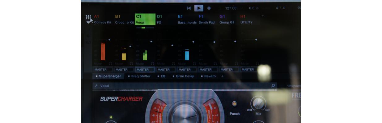 Przejścia w muzyce elektronicznej