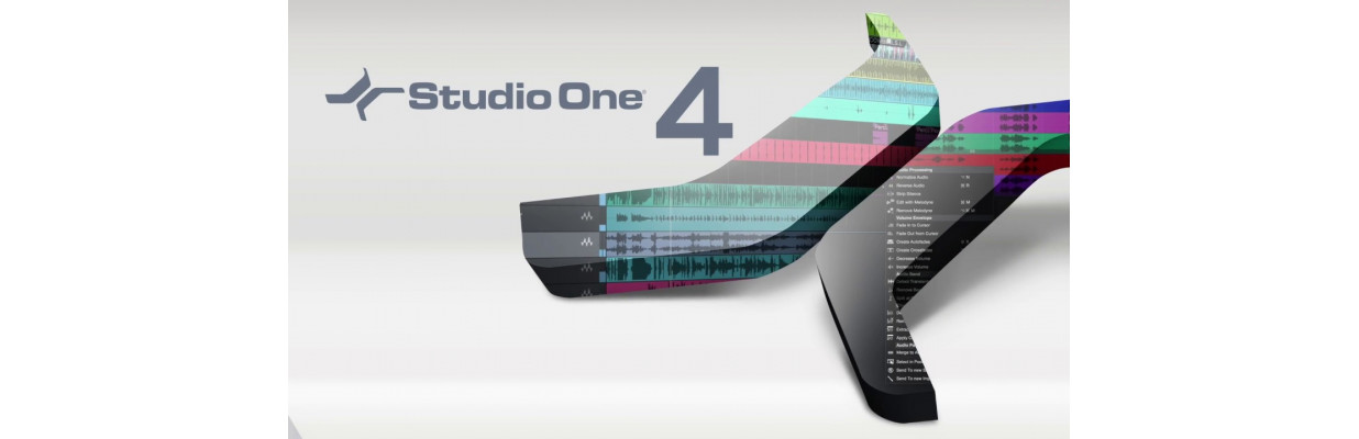 Kurs Presonus Studio One od podstaw