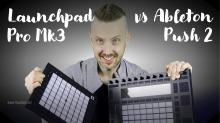 Launchpad Pro MK3 vs Ableton Push 2