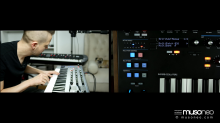 Novation Summit unboxing