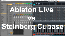 Cubase vs Ableton Live