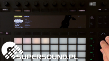 SAMPLE Supersound.pl Push2 Quick Start