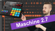 Audio w Maschine 2.7